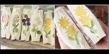 Cara membuat roti berbunga buah yang lagi ngetren di Jepang