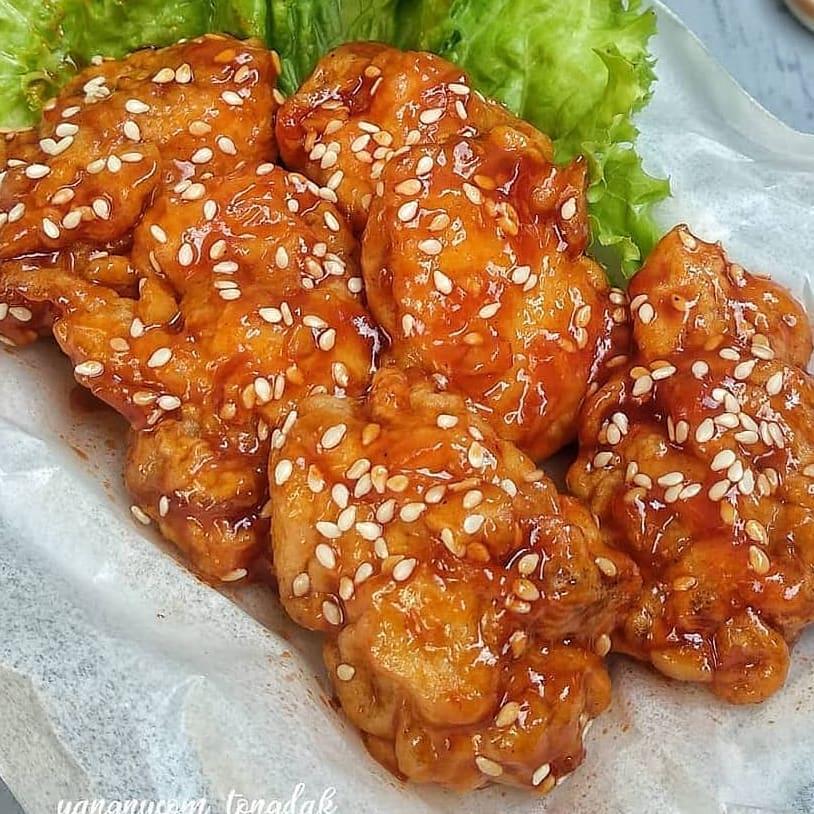 Resep makanan Korea © 2020 brilio.net