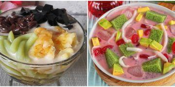 12 Cara membuat es campur segar, praktis dan cocok untuk buka puasa