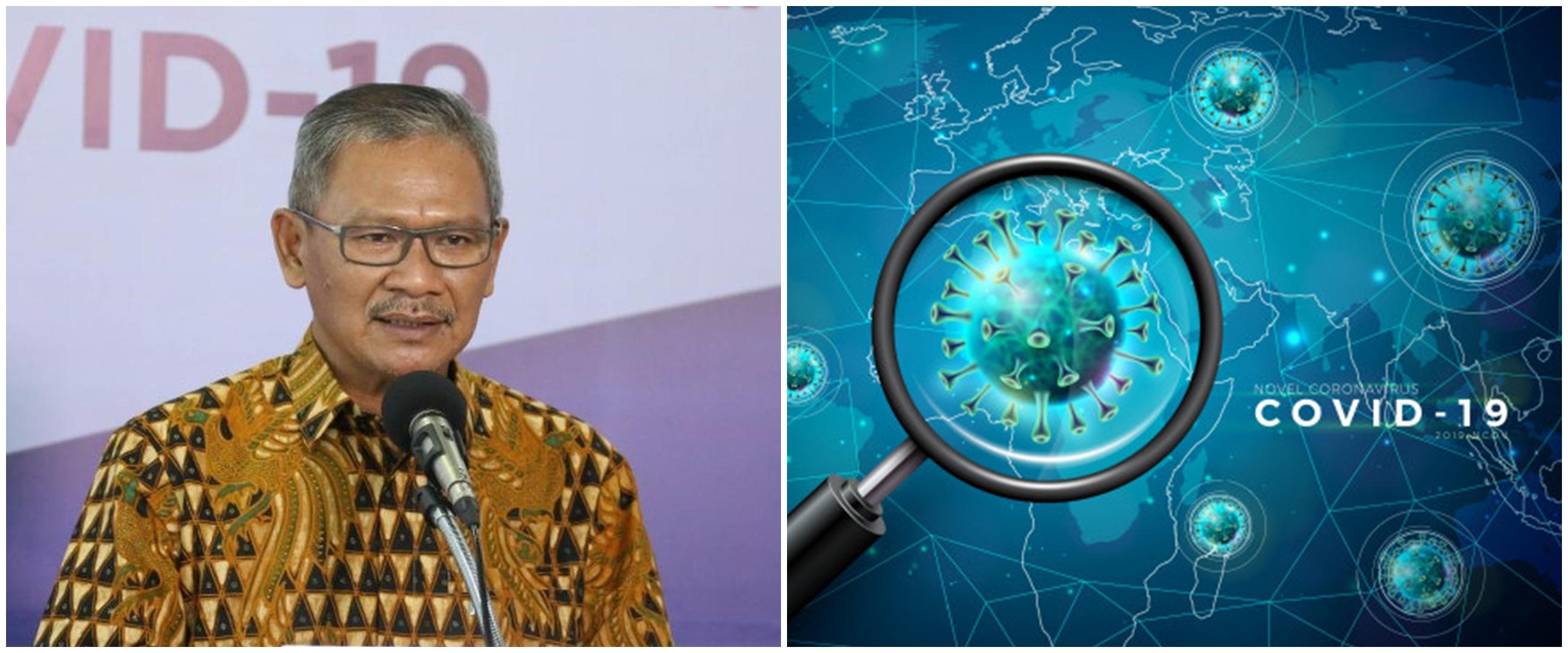 Update penyebaran corona di Indonesia terbaru 24 April 2020