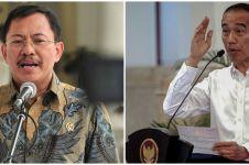 Ini penilaian Jokowi tentang kinerja Menteri Kesehatan Terawan