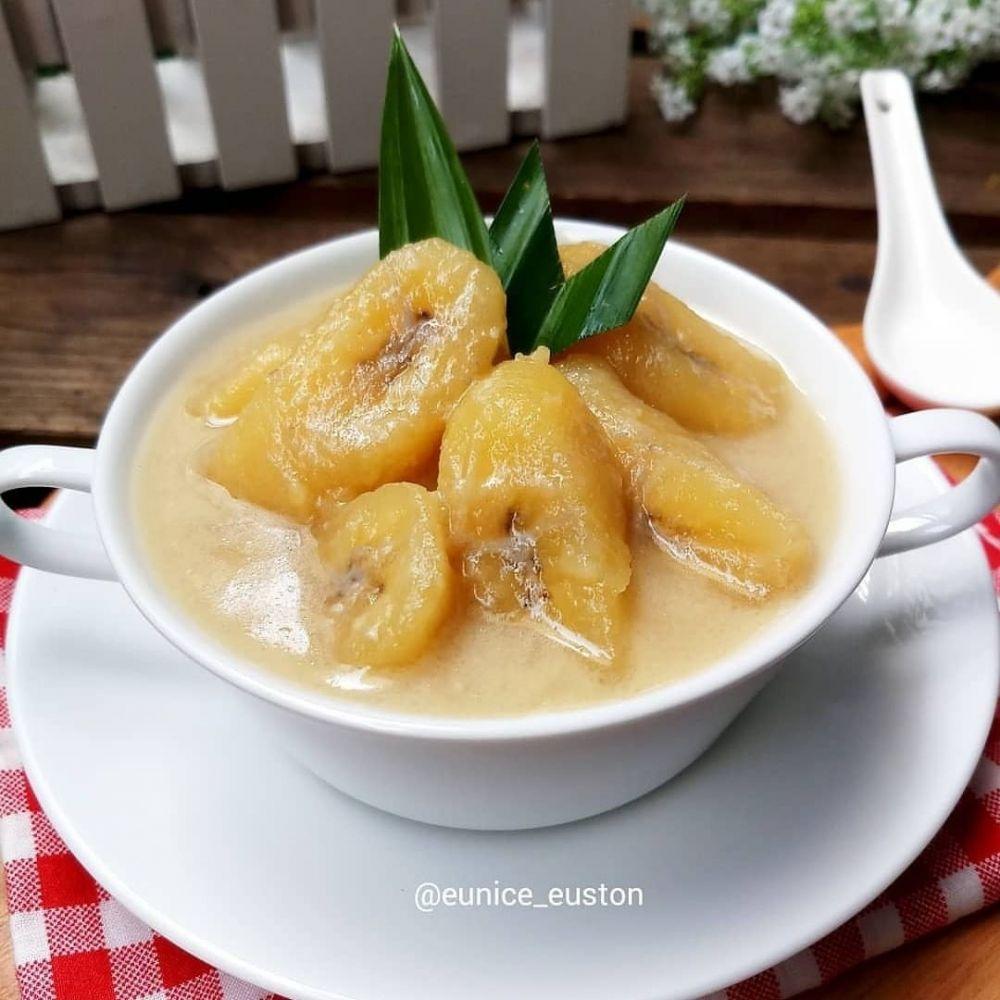 Resep takjil olahan pisang © 2020 Instagram/@setia_dini91 ; Instagram/@deviirwantari