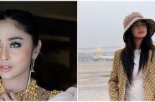 Dewi Perssik ajari Cimoy mengaji, aksinya curi perhatian