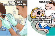 10 Meme lucu percakapan dokter & pasien ini recehnya bikin ketawa