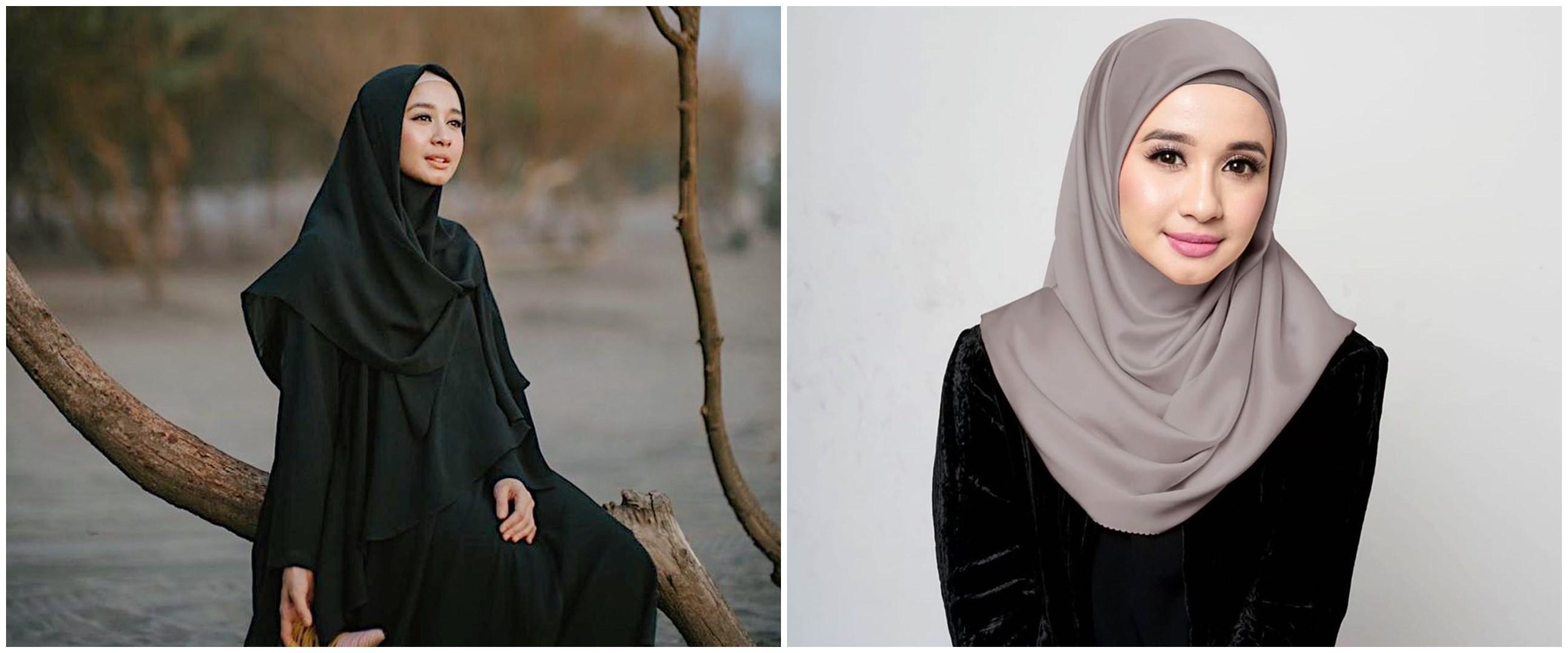 Doa Laudya Cynthia Bella di awal Ramadhan, menyentuh hati