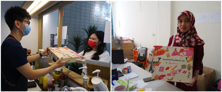 #SasaGotYourBack bantu pekerja hadapi krisis saat Covid-19