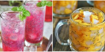 10 Resep es segar tanpa santan aneka bahan untuk takjil berbuka puasa