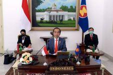 Jokowi: Sinar matahari bisa perpendek masa hidup virus Covid-19