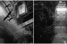 8 Gambaran tempat terkenal 'jika' masa karantina tidak pernah berakhir