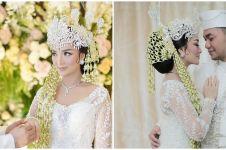 Baru diekspos, ini 10 momen pernikahan Zaskia Gotik & Sirajuddin