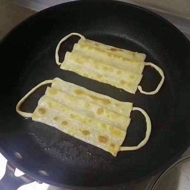 cara penyajian makanan niat banget © 2020 instagram.com