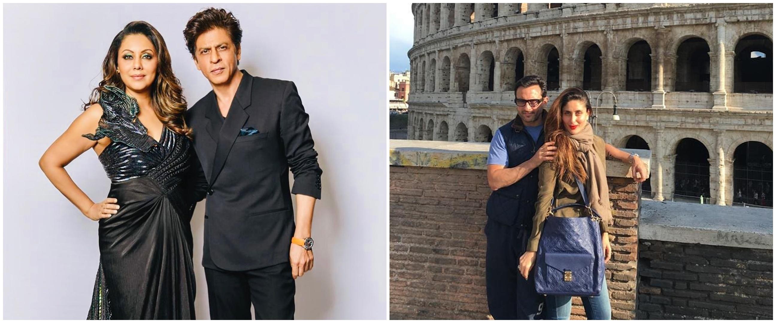 5 Seleb Bollywood ini temani kekasih berpuasa meski beda agama