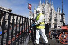 Sejumlah negara di Eropa laporkan penurunan kasus kematian corona