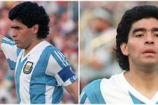 Bantu lawan corona, jersey tua Diego Maradona laku hampir Rp 1 M