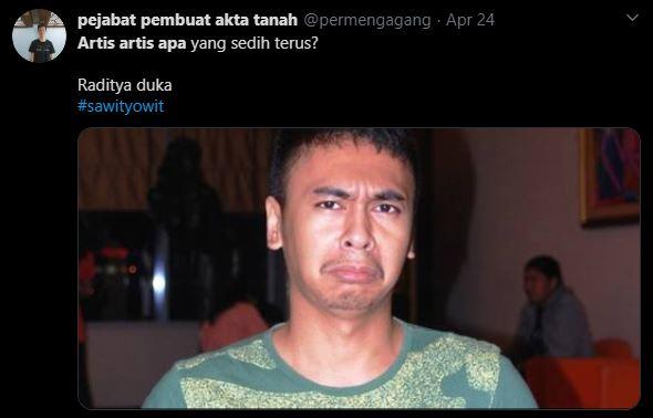 tebakan nama seleb Indonesia twitter
