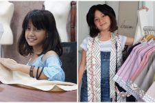 12 Potret Talullah Malaika, anak Ersa Mayori yang jadi desainer muda