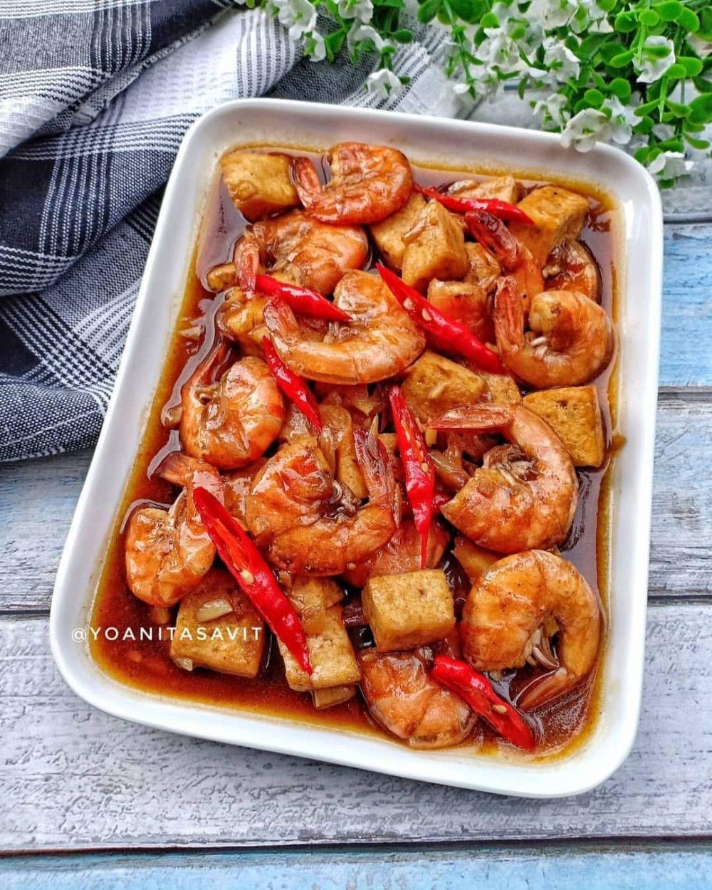 Resep saus tiram © 2020 brilio.net