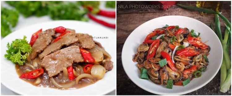 10 Resep makanan dengan bumbu saus tiram, nikmat dan praktis