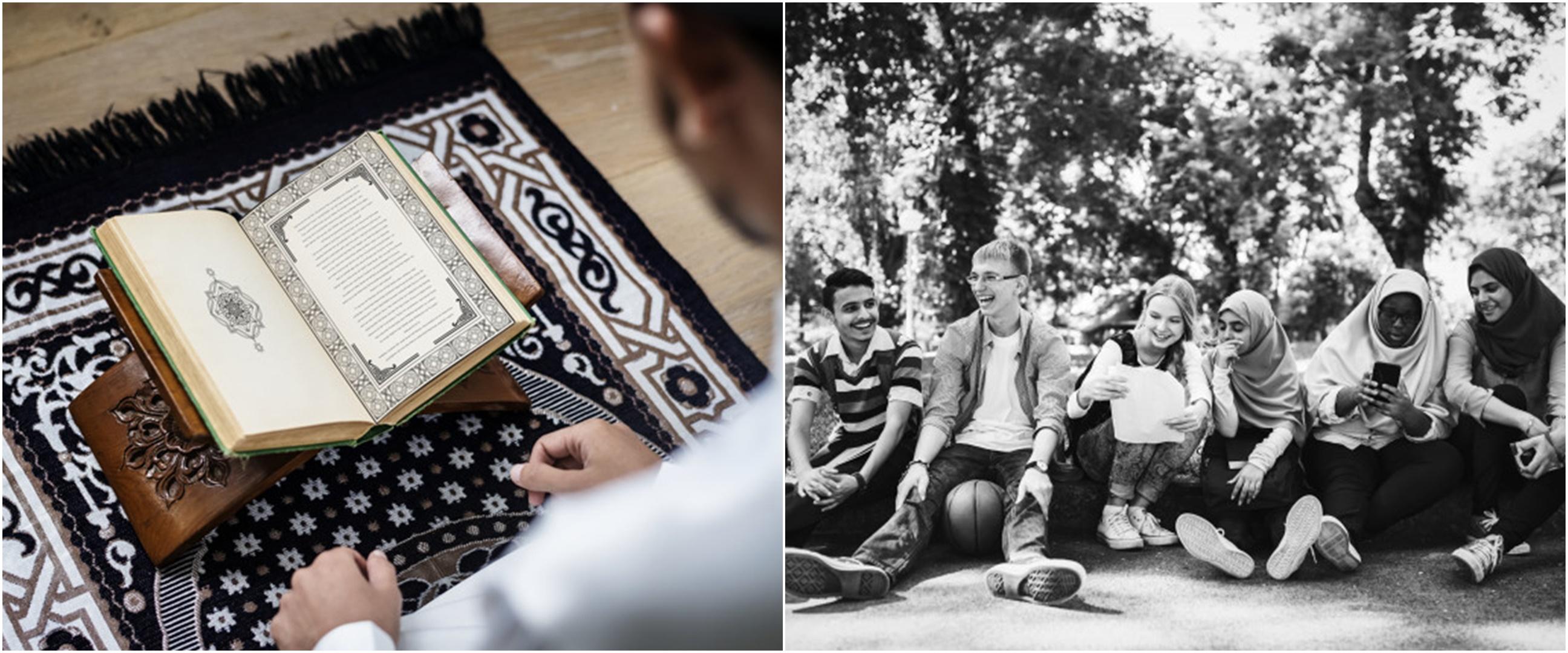 Keutamaan doa kafaratul majelis sebagai penutup majelis ilmu