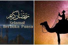50 Ucapan selamat buka puasa Ramadhan terbaik dan penuh makna