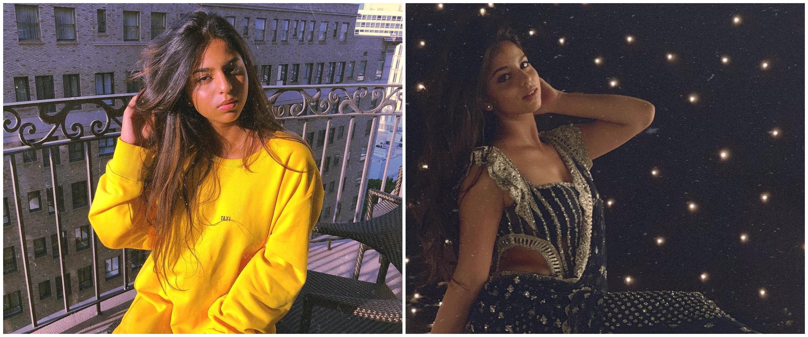 10 Pesona Suhana Khan, putri Shahrukh Khan yang kini beranjak dewasa