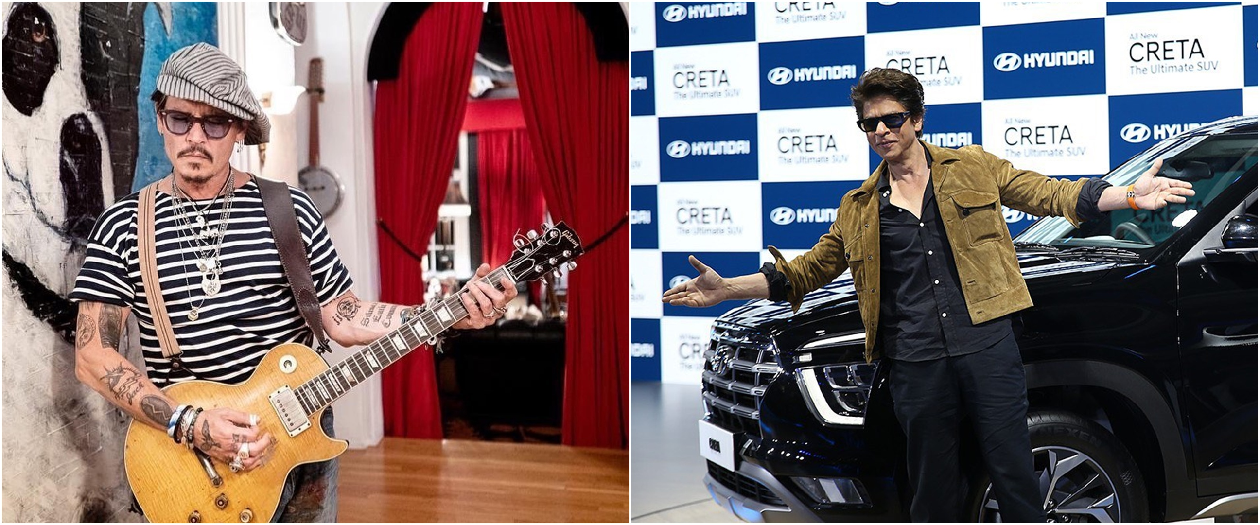 10 Aktor pria terkaya di dunia, Shah Rukh Khan capai Rp 11 triliun