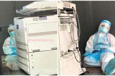 Kisah haru tenaga medis tangani pasien corona hingga hampir pingsan