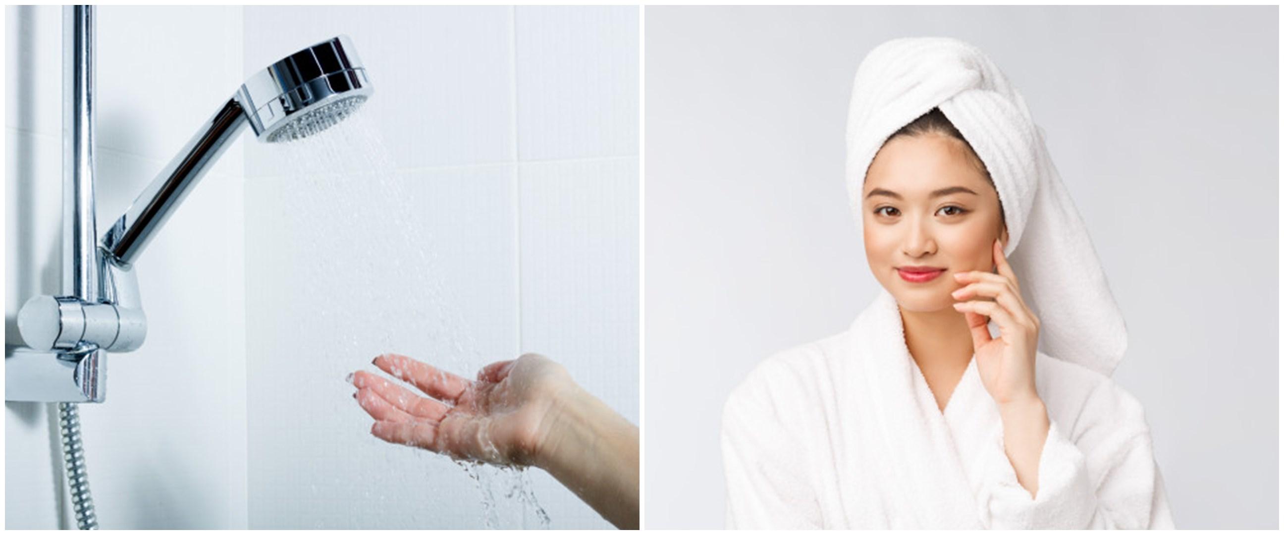 Doa dan tata cara mandi wajib setelah haid