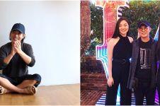 Jet Li ulang tahun ke-57, unggah potret istri yang jarang tersorot
