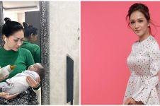 Maia Estianty ciptakan lagu kehaluan Tata Janeeta dengan Hyun Bin
