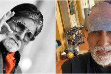 7 Potret terbaru Amitabh Bachchan, makin berkarisma