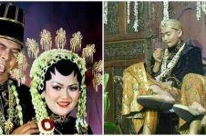 10 Gaya nyeleneh pengantin waktu difoto ini bikin tepuk jidat