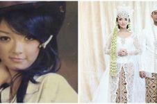 10 Potret transformasi Zaskia Gotik dari awal karier hingga menikah