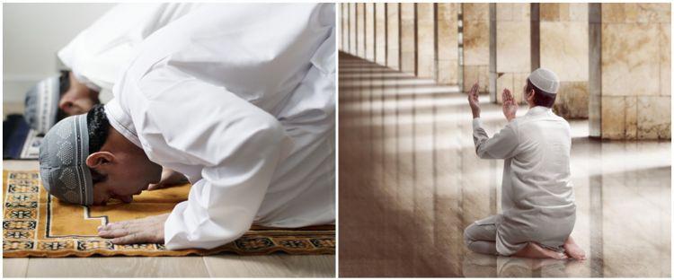 Doa sholat hajat di bulan Ramadhan beserta niat dan tata ...