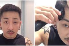 Cara memotong rambut sendiri di rumah, tutorial dari profesional