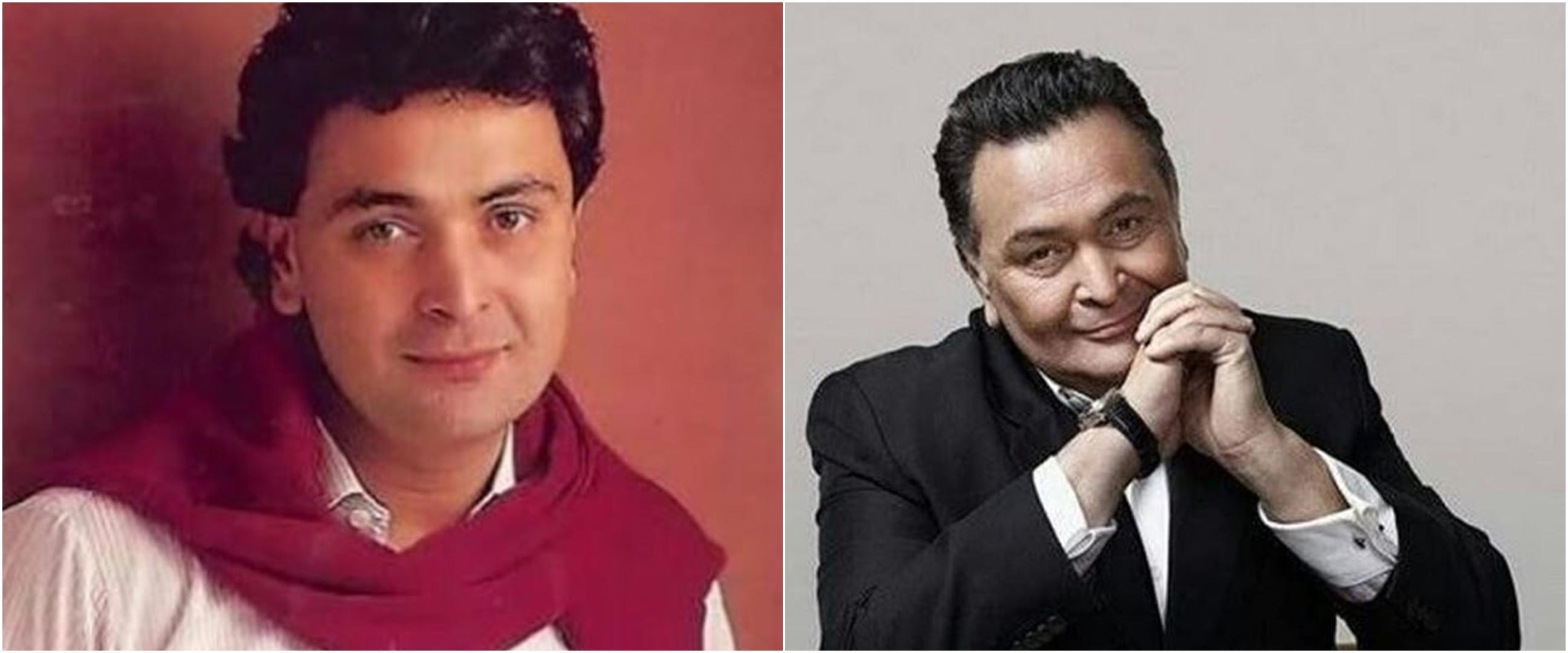 Aktor Bollywood Rishi Kapoor meninggal selang sehari Irrfan Khan