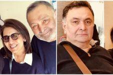 Cuitan terakhir Rishi Kapoor, soroti petugas medis dan corona