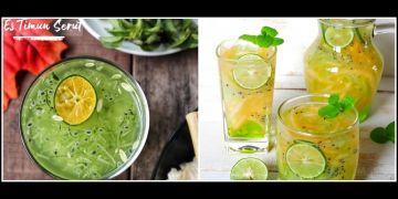 8 Resep es timun, sajian segar dan praktis untuk berbuka puasa