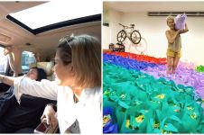 11 Momen Nikita Mirzani berbagi rezeki saat wabah corona, salut