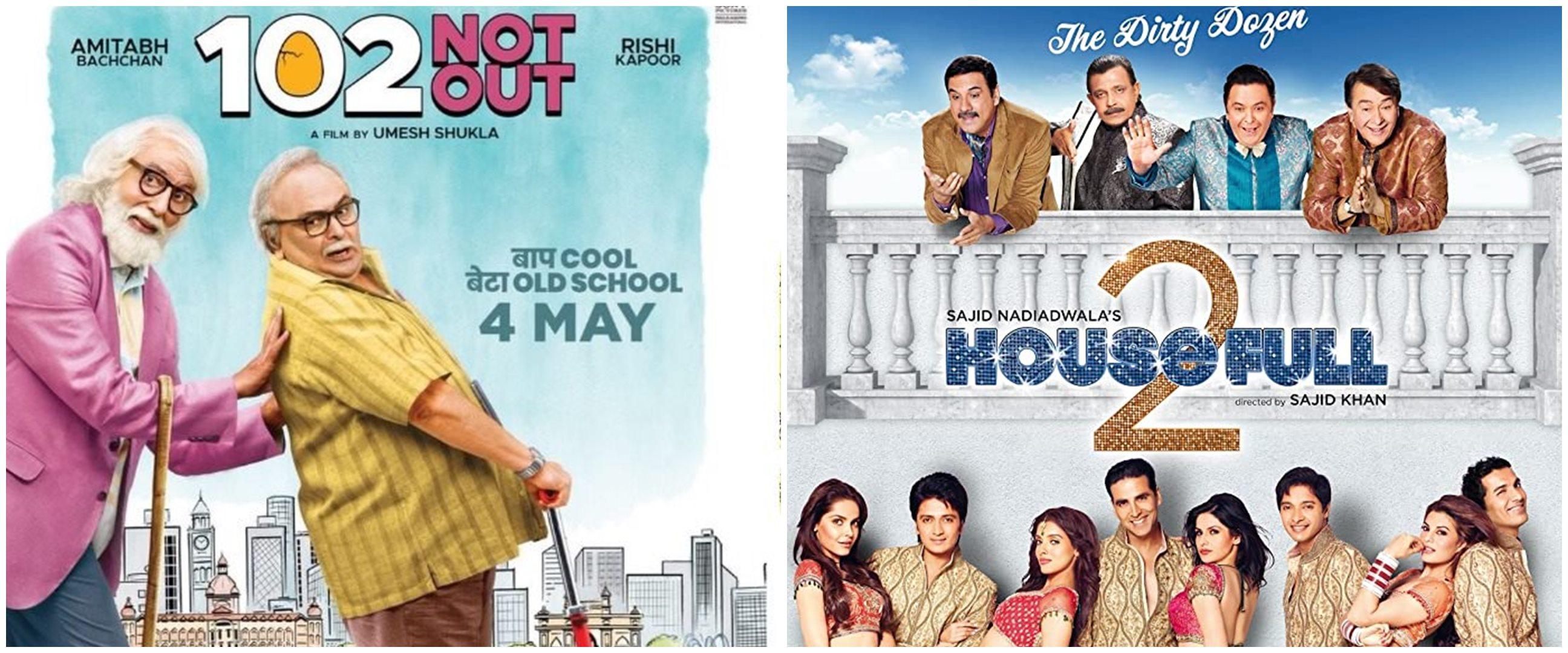 8 Film India terpopuler dibintangi Rishi Kapoor, ada 102 Not Out