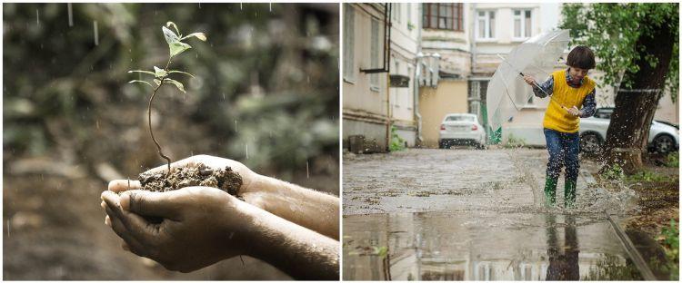 Doa ketika turun hujan, lengkap dengan dalil dan artinya