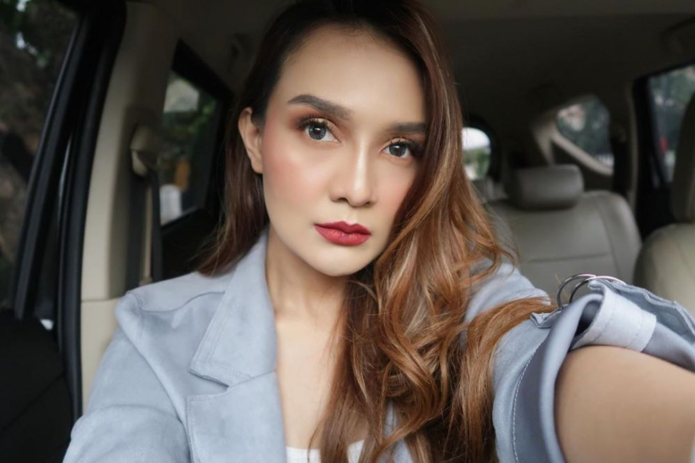 Cintacha Roselina mirip Luna Maya Instagram