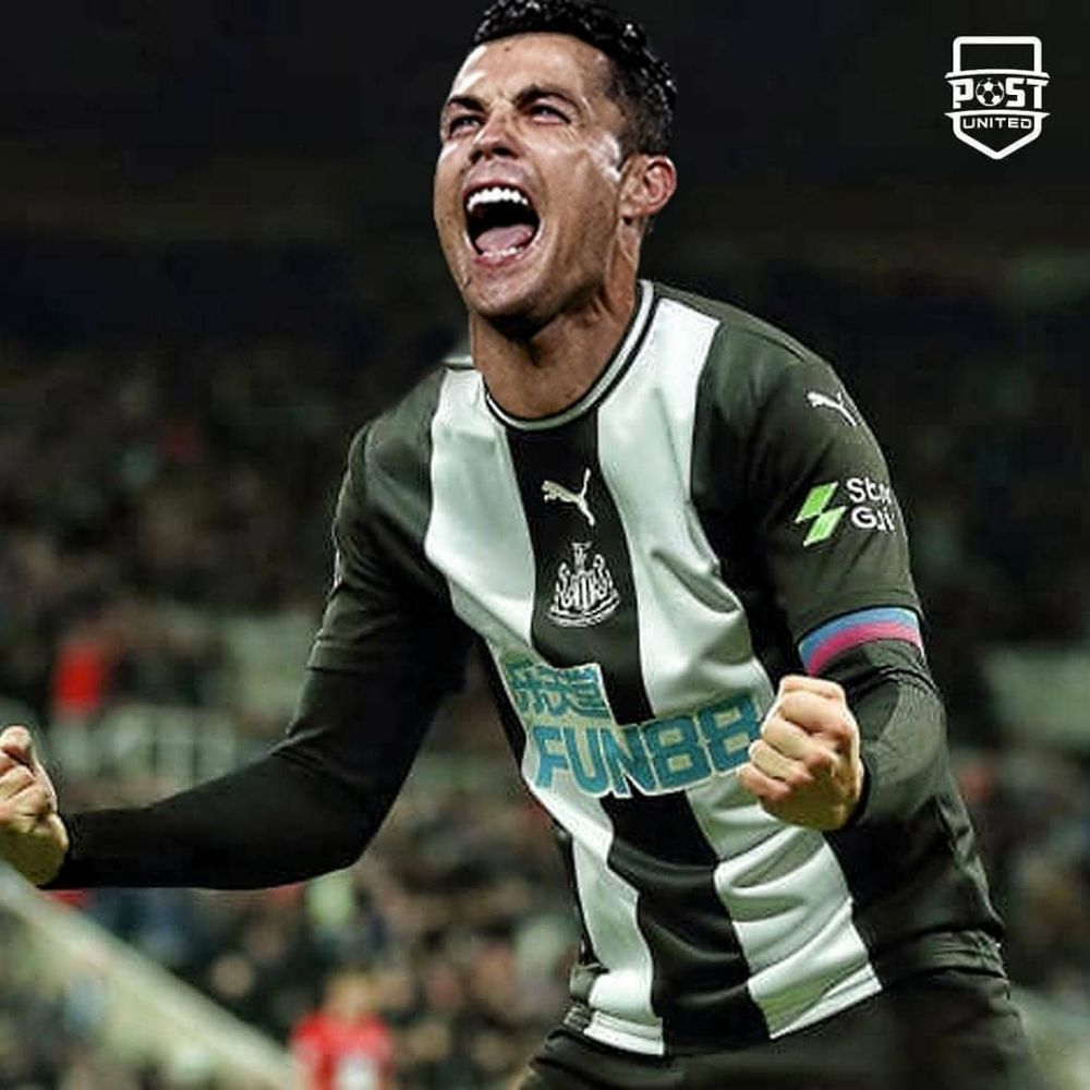 pemain newcastle absurd Instagram