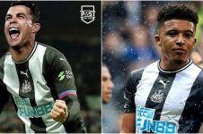 8 Potret pemain top jika berseragam Newcastle United, absurd