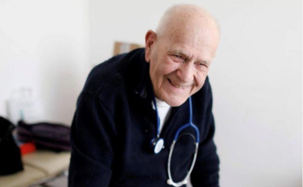 dokter 98 tahun Borakdaily