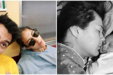7 Potret Paula Verhoeven saat tidur, sering diusili Baim Wong