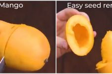 9 Lifehack memotong buah dan sayuran ini praktis banget