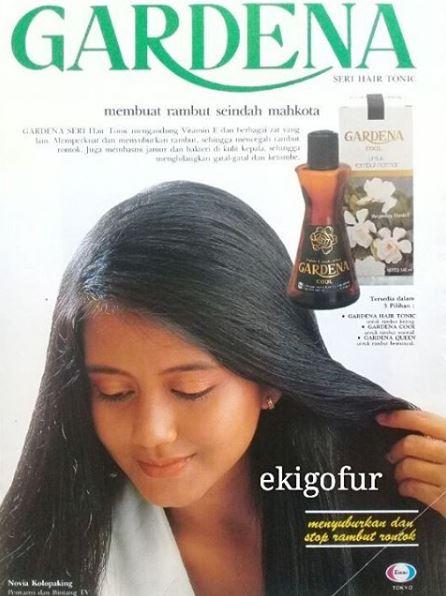 Penampakan iklan shampo jadul Instagram