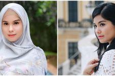 6 Potret Annisa Pohan tampil berhijab, gayanya memesona