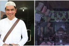 9 Penampakan rumah Krisna Mukti, bak galeri penuh barang antik